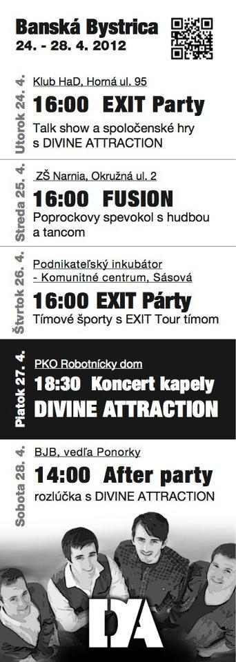 EXIT Tour BB